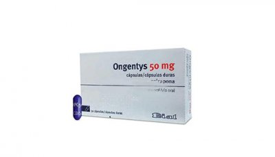 Ongentys(opicapone) 50mg